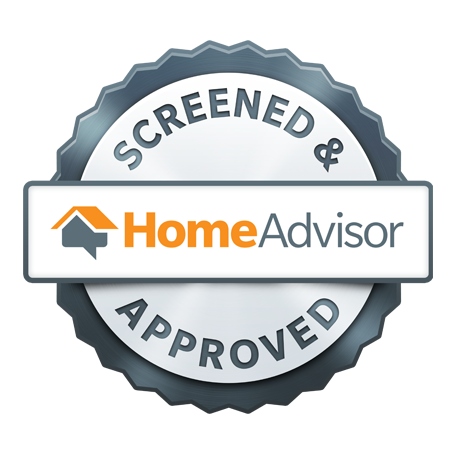 HomeAdvisor Screened & Approved Seal